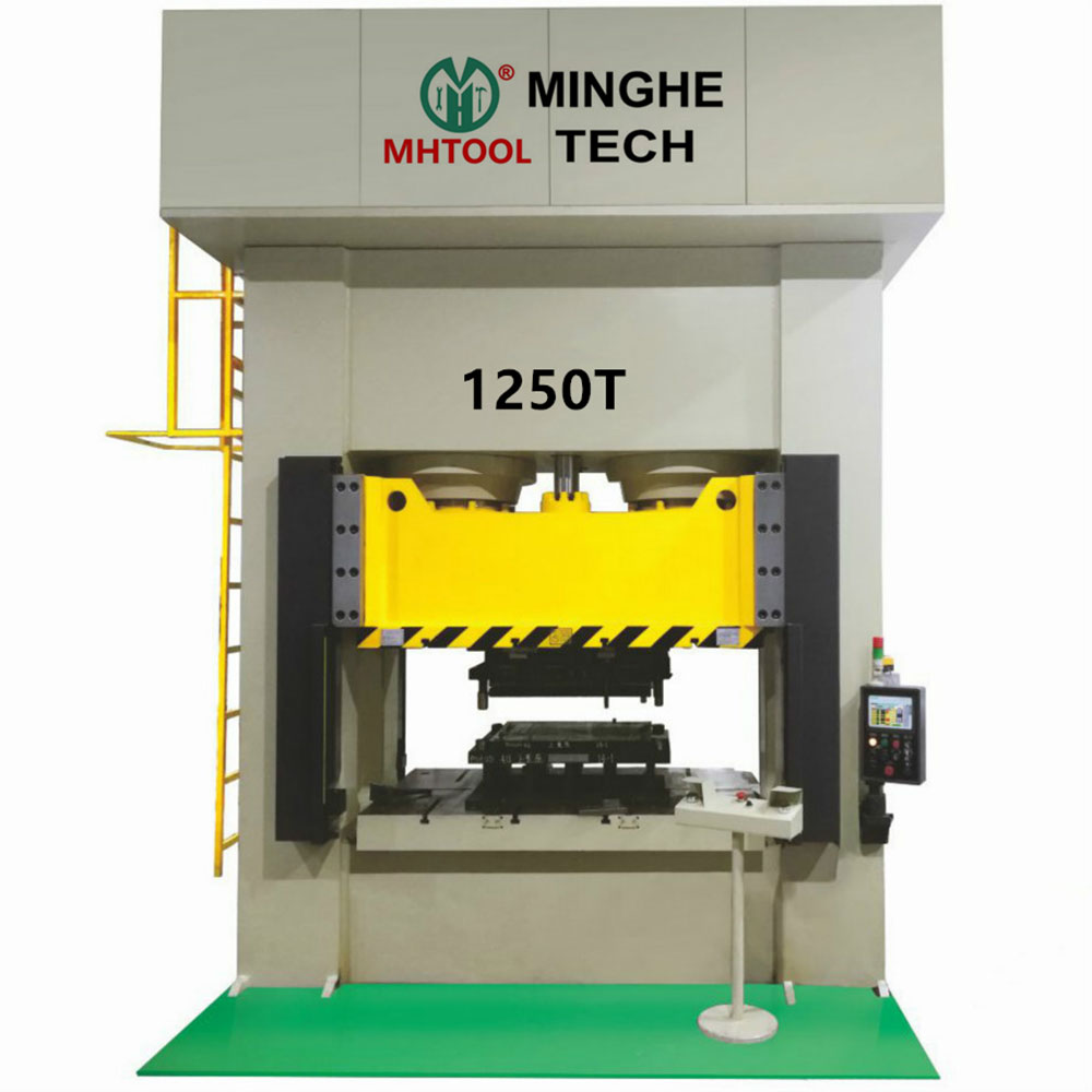 020-MingHe-Stamping-Hydraulic-Press-100T-3000T