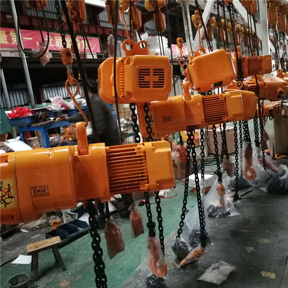 013-MHTOOL-WKTO-Electric-Chai-n-Hoist-Factory-1